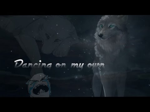 Anime wolves | Dancing on my own by Calum Scott
