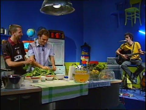 MTV Kitchen - Alioscia (Casino Royale)