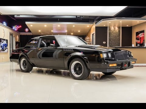Buick Grand National Gnx For Sale >> 1987 Buick Gnx For Sale
