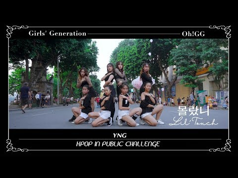 [FULL VER] Girls' Generation-Oh!GG 소녀시대-Oh!GG '몰랐니 (Lil' Touch)' Dance Cover By YNG 🇻🇳
