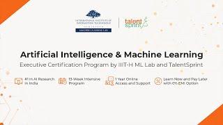 How is this Program Different? | IIIT-H TalentSprint AI/ML Program