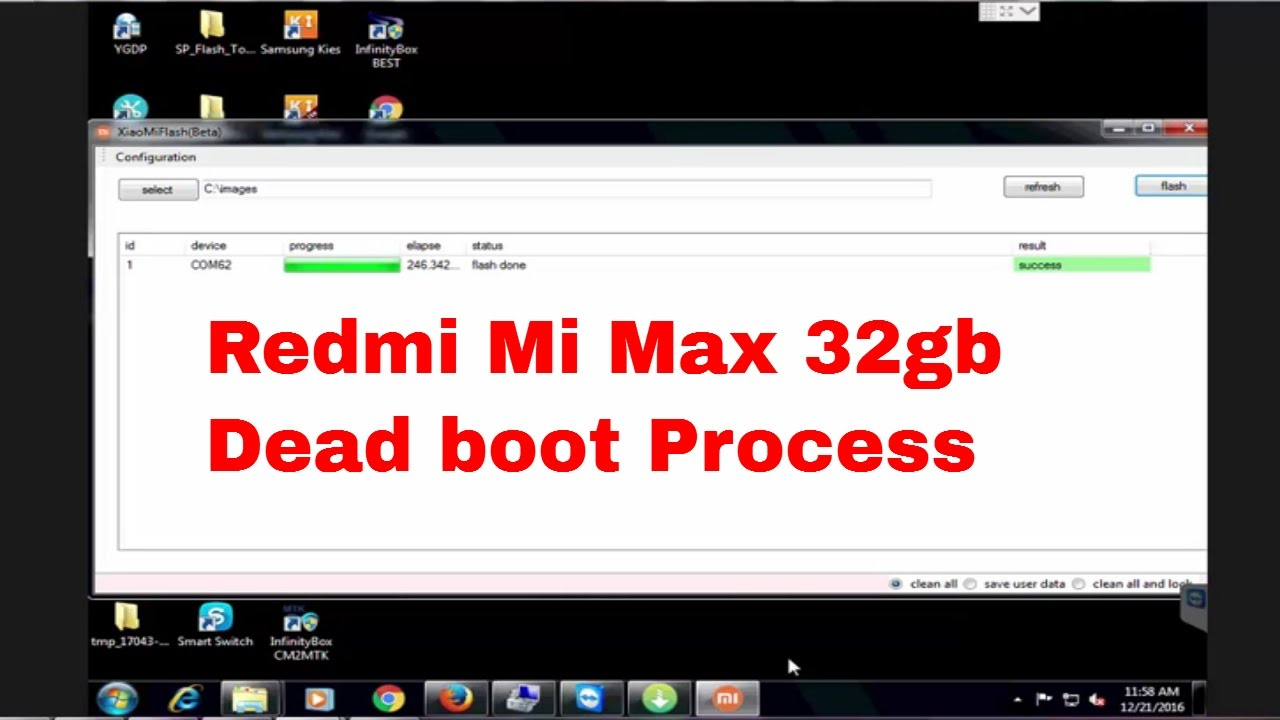 How to Fix Mi Max 2016002 Dead Boot QDLoader 9008 - - vimore org