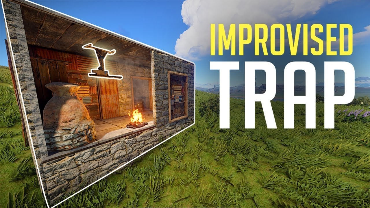 Image result for rust trap base