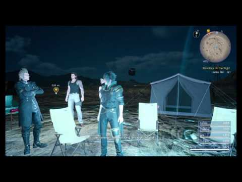 FINAL FANTASY XV - How To Recruit Aranea To Your Party (Glitch)