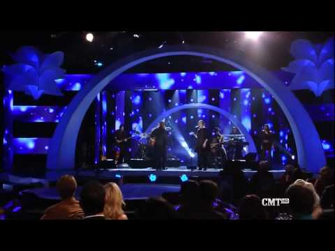 Adele and Darius Rucker - Need You Now (Live 2010) HD