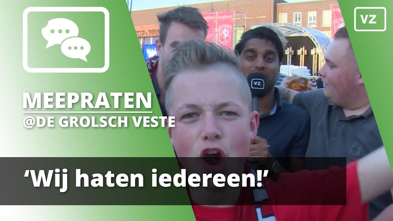FC Twente-fan over terugkeer in Eredivisie: 'Wij haten iedereen!'   Meepraten met FC Twent