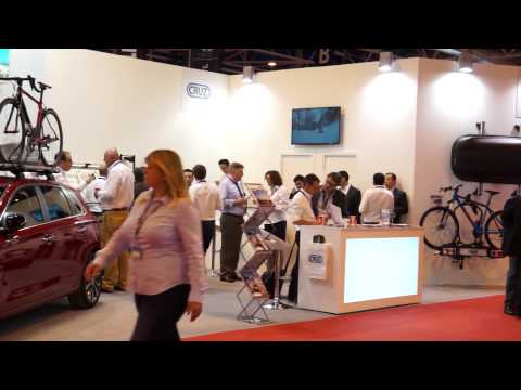 Cruz Motortec Automechanika Madrid 2017 - Trade Fair