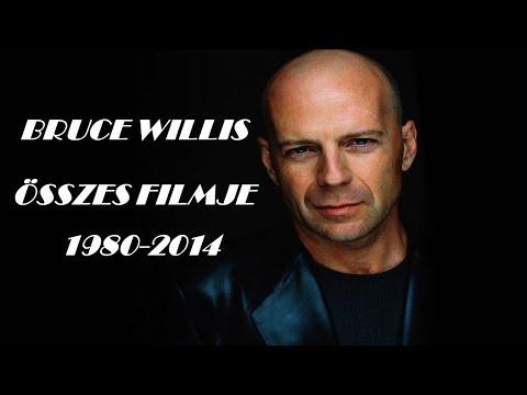 Bruce Willis Filmek