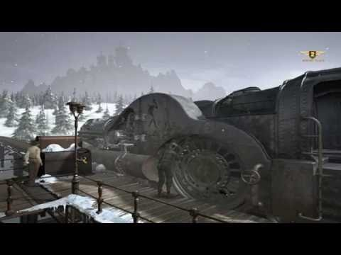 Syberia 2 Gameplay Walkthrough PC #1 - Romansburg  & Getting