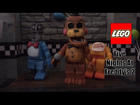 Lego Five Nights At Freddy's 2 The Closing