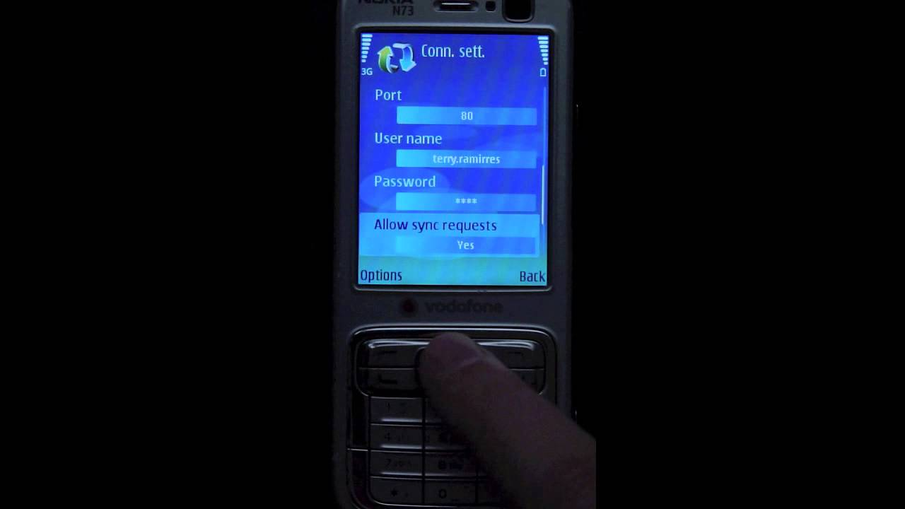 How to transfer contacts from PhoneCopy to Nokia Symbian phone