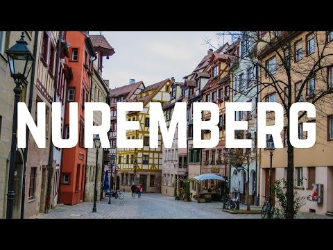 Nuremberg, Germany in One Day