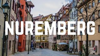 Gambar cover One Day in Nuremberg, Germany