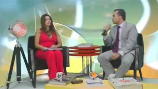 Baixar UPTV- Programa Saúde & Beleza In Destak- Tema: Saúde dos Olhos-  Dia 09.04.2018