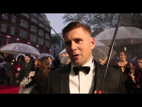 Downton Abbey's Allen Leech on having a laugh with Benedict Cumberbatch and Keira Knightley