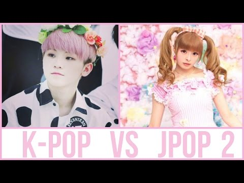 K-POP VS J-POP 2 (Which is the Cutest?)