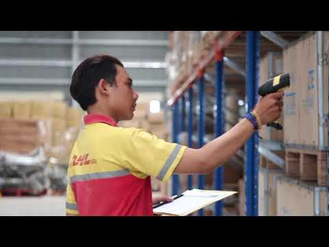 DHL Supply Chain Indonesia - ZTE Project