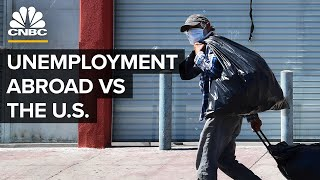 How Unemployment Insurance Abroad Compares To The U.S.
