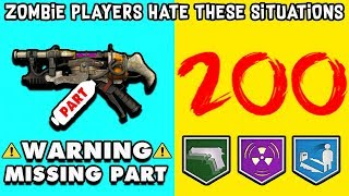 10 SITUATIONS Zombie Players HATE Being IN ~ Black Ops 3 Zombies, BO1, BO2, WAW Zombies