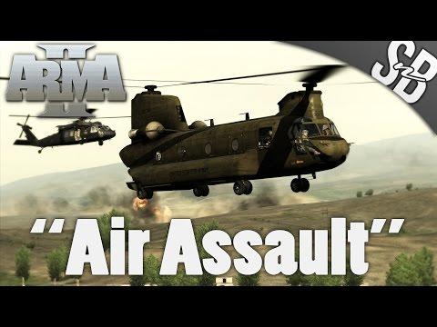 ARMA 2 - Air Assault