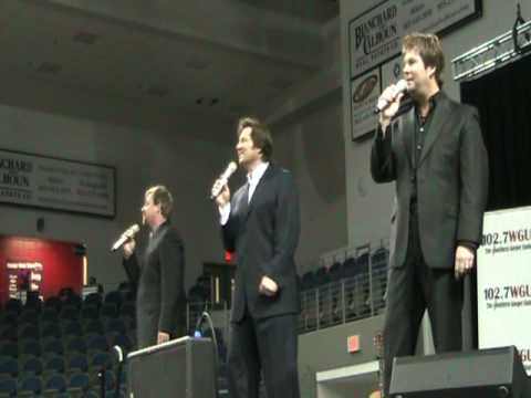 Booth Brothers sing Love Was In The Room