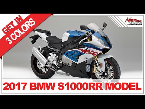MUST WATCH!! 2017 BMW S1000RR Price Specification Review