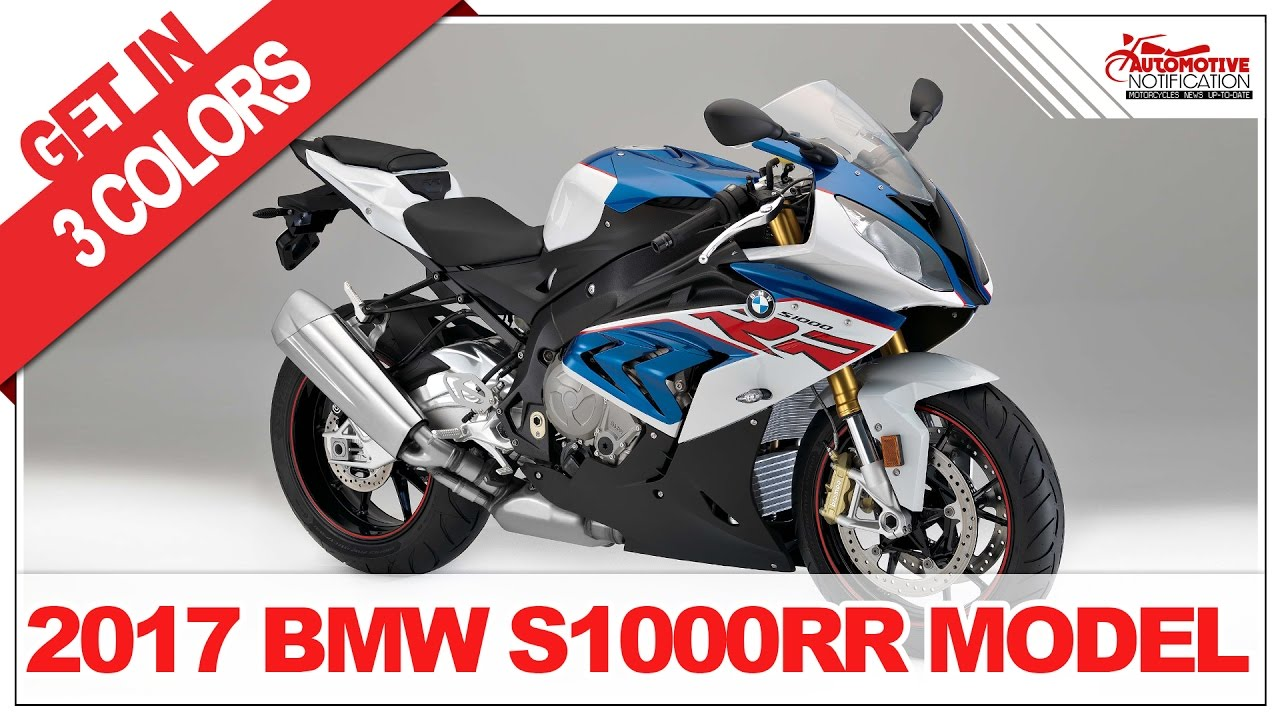 BMW S1000Rr Price >> Must Watch 2017 Bmw S1000rr Price Specification Review