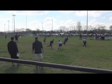 Game 2 - Panthers v. Raiders: April 4, 2015 (Flag Football)