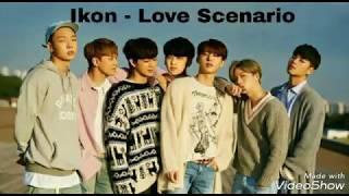 Ikon - Love Scenario Easy Lyric