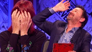 Janet Street-Porter Buying Booze At 7:30 In The Morning - Have I Got News For You