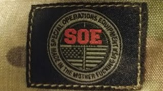 soe super kit bag short review