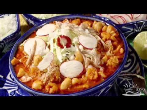 Top 5 de la comida mexicana m s rica youtube for Que es la comida molecular