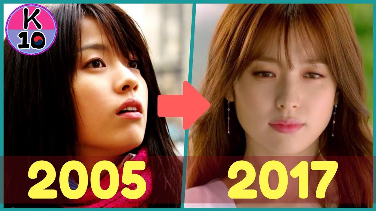 HAN HYO JOO [한효주] EVOLUTION 2005-2017