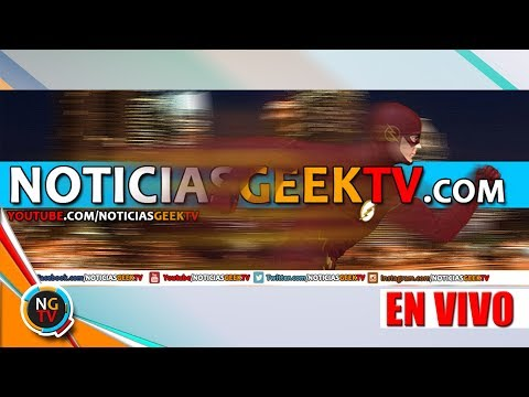 ARROWVERSO The Flash Banner Gratis || Noticias Geek En VIVO