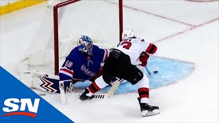 Devils Prospect Maltsev Dekes Georgiev Out Of His Shorts For Filthy Goal