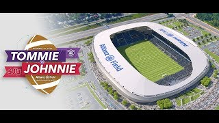 Tommie-Johnnie Football 2019 to be held at Allianz Field