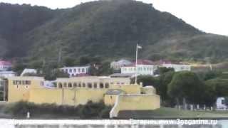 остров Сант Кройкс BVI Карибские острова(Видео зарисовка с острова Сант Кройкс BVI Карибские острова. Как попасть в США без визы и водрузить советский..., 2015-09-22T07:58:06.000Z)