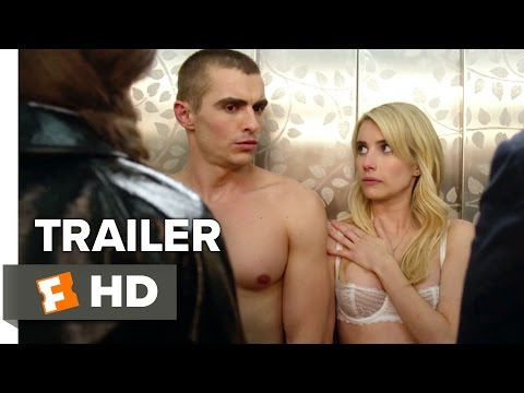 Nerve Official Trailer #1 (2016) - Emma Roberts, Dave Franco Movie HD streaming vf