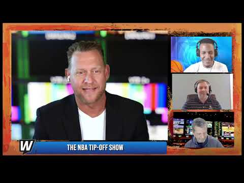 NBA Picks and Predictions | WagerTalk's NBA Tip-Off Show for Thursday, April 15