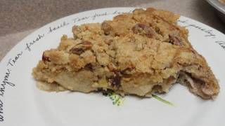 French Apple Pie (a Bisquick Recipe)