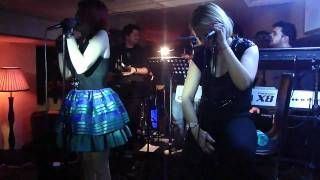 Red-Blonde @ Helin Gold Studio [live by 25H.ro] - Cover No Doubt