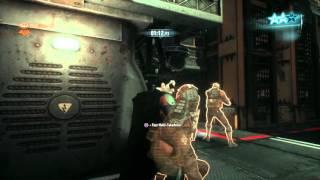 BATMAN™: ARKHAM KNIGHT Batman and Robin Uncontainable - Dual play Predator Map