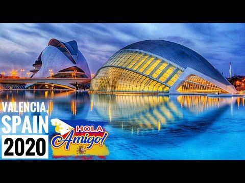 TRAVEL VLOG | VALENCIA, SPAIN 2020