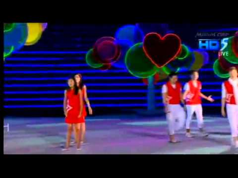 National Day Parade 2013 - One Singapore - 2013 Theme Song