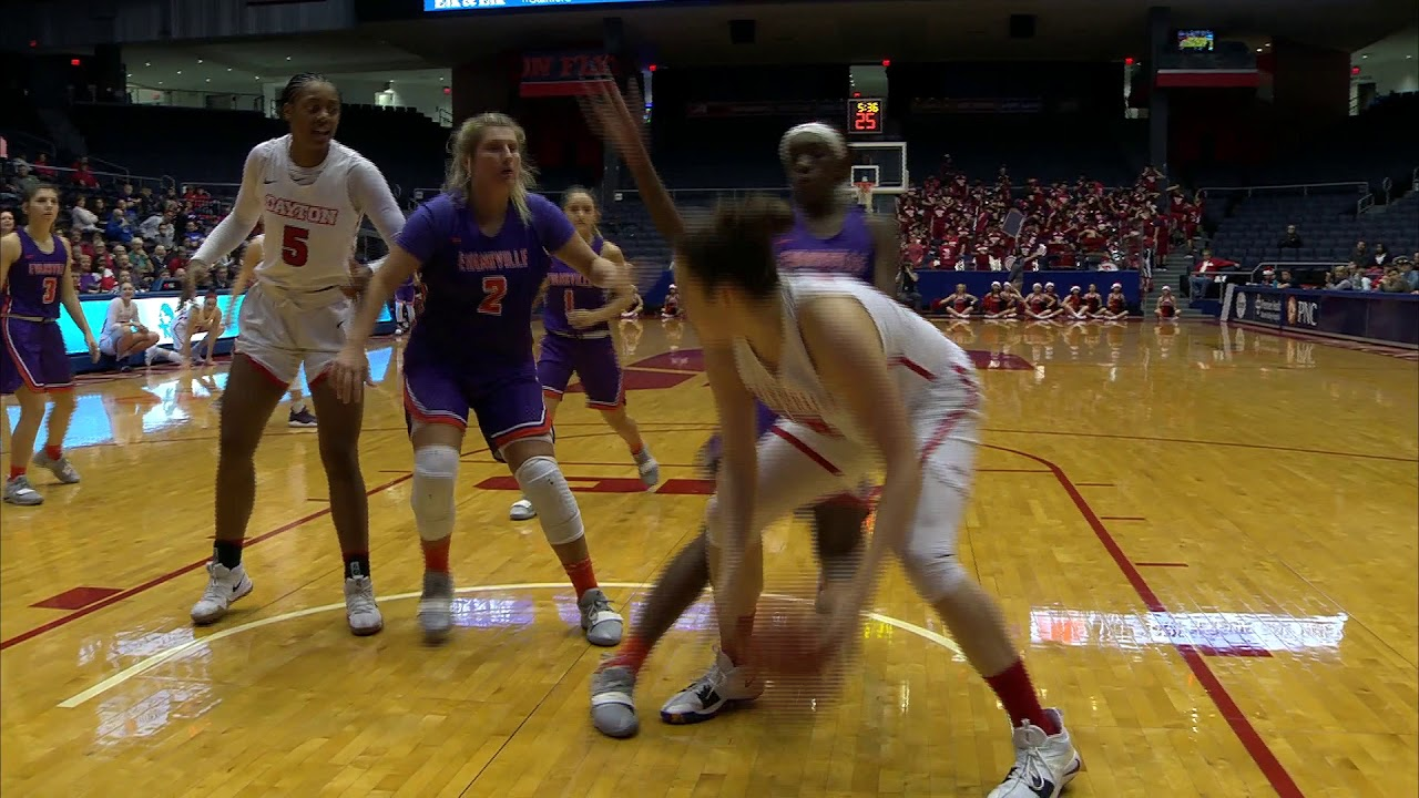 Highlights of the Dayton Women s Basketball win over Evansville ... 5f908a2d37