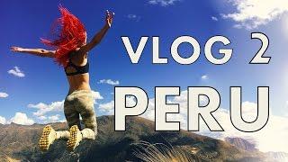 Wróżenie z koki,  psychodeliczny kaktus, haul zakupowy - Peru Vlog #2