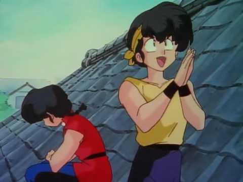 Ranma ½ Clip 2 - Ryoga y Los Nombres Cursis para Akane