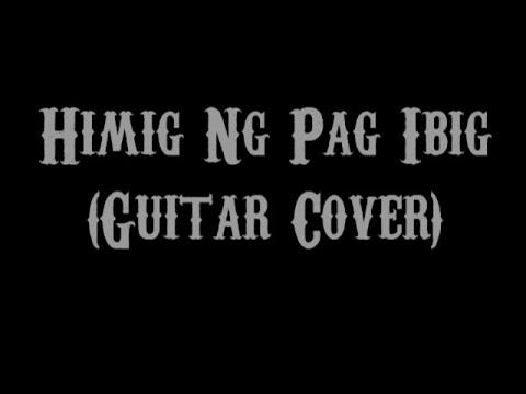 Himig Ng Pag-Ibig - Asin (Guitar Cover With Lyrics & Chords)