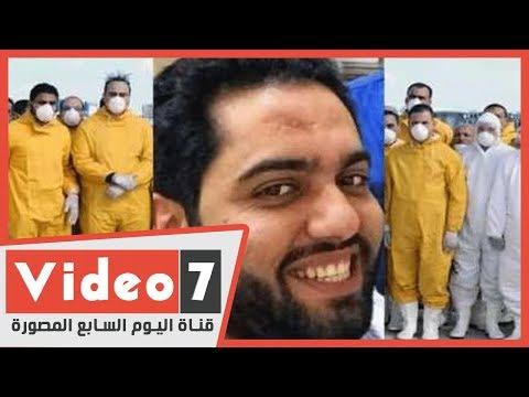 مفاجآت التحقيق فى وفاة الطبيب وليد يحيى بكورونا  - نشر قبل 17 ساعة