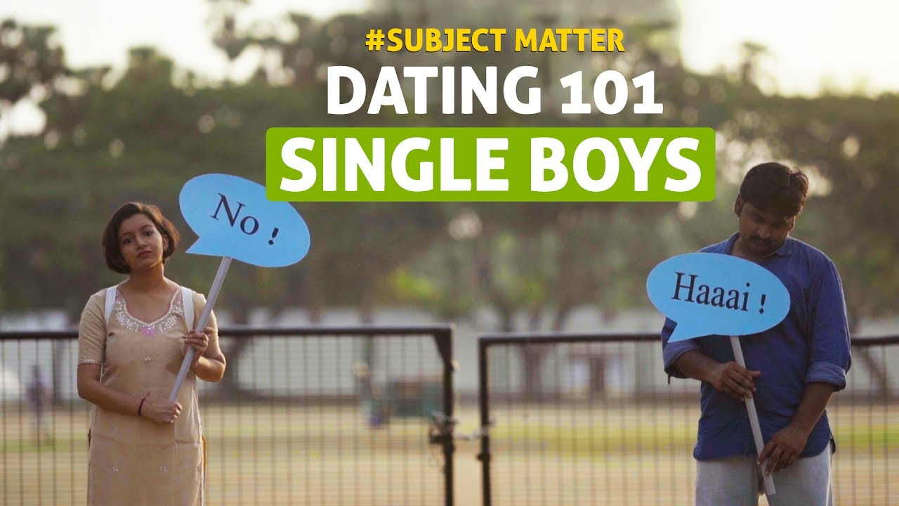 All the single boys dating